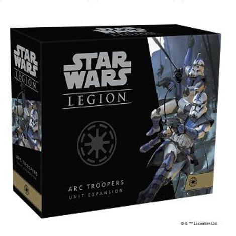 Star Wars Legion ARC Troopers Unit