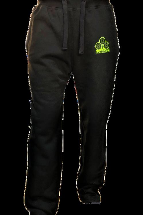 Pantalon chandal negro