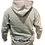 Thumbnail: Sudadera con cremallera gris