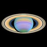 Image Credit: Saturn by NASA Hubble and E. Karkoschka (University of Arizona)
