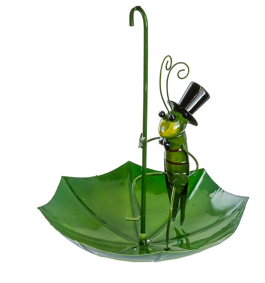 Grasshopper Bird Feeder