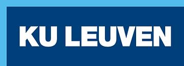 Logo partenaire : KU Leuven