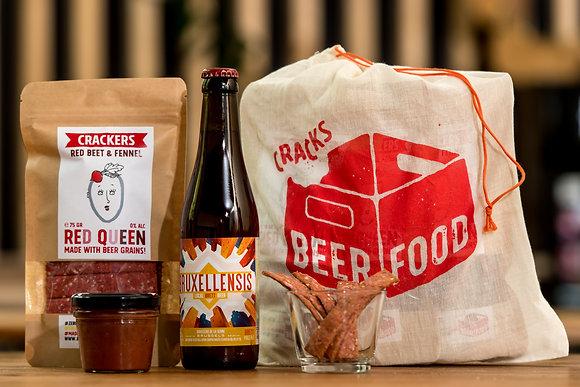 RED Beerfood Pairing Pack