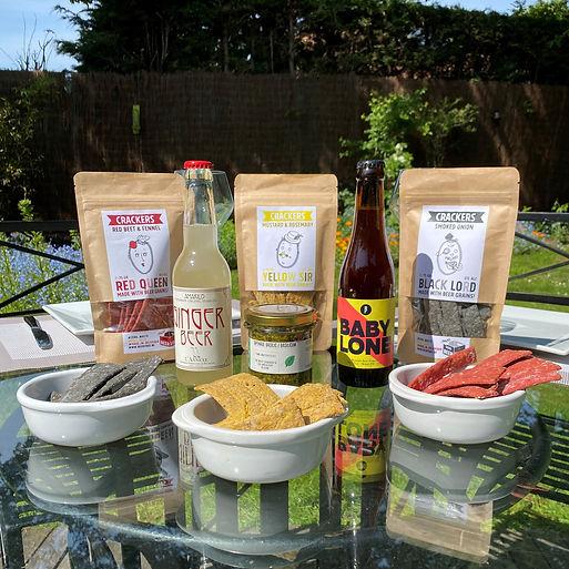 Food Pioneers Pack - partners