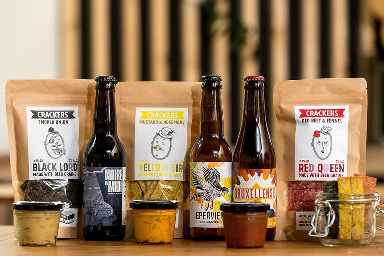 Beerfood Pairing Pack