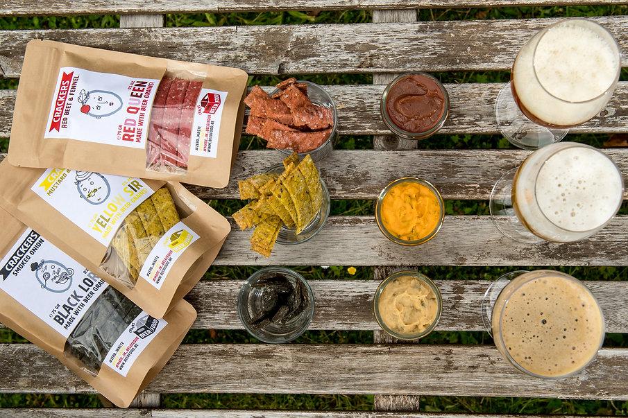 Beerfood Pairing Full experience : 3 packs in 1