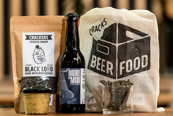 BLACK Beerfood Pairing Pack