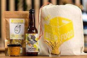 Yellow Beerfood Pairing