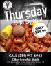 Thursday Special is Back!!!