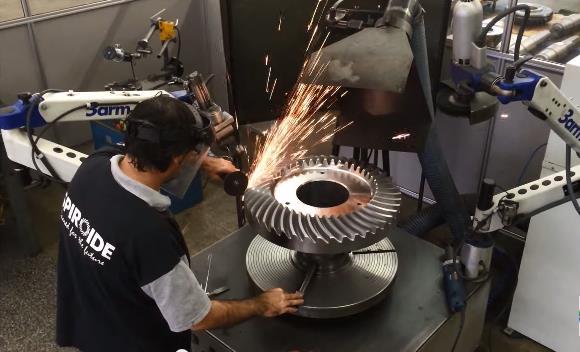 deburring bevel gears-min