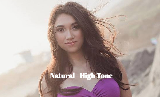 Natural - High Tone
