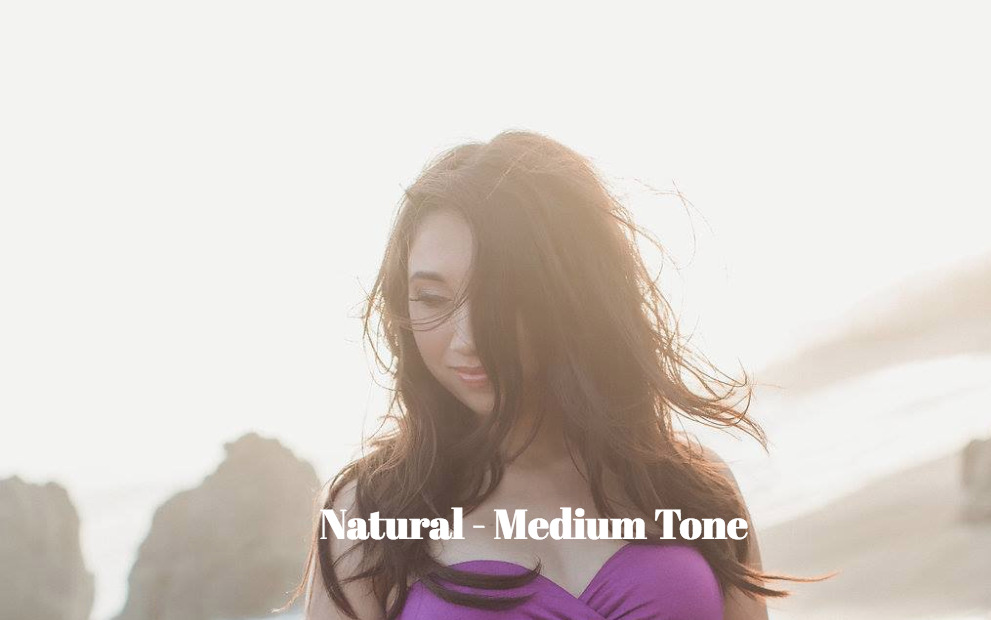 Natural - Medium Tone