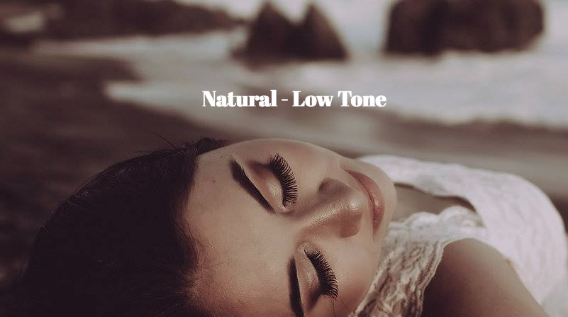 Natural - Low Tone