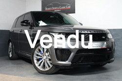 Land-Rover Range Rover Sport SVR