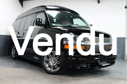 Chevrolet Van Express SSX By Majestic