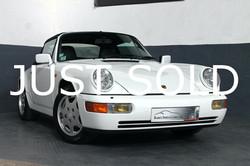 Porsche 911 964 Carrera 2 Convertible