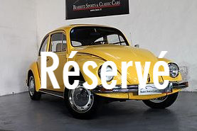 "Volkswagen Coccinelle ""Sunny Bug"""