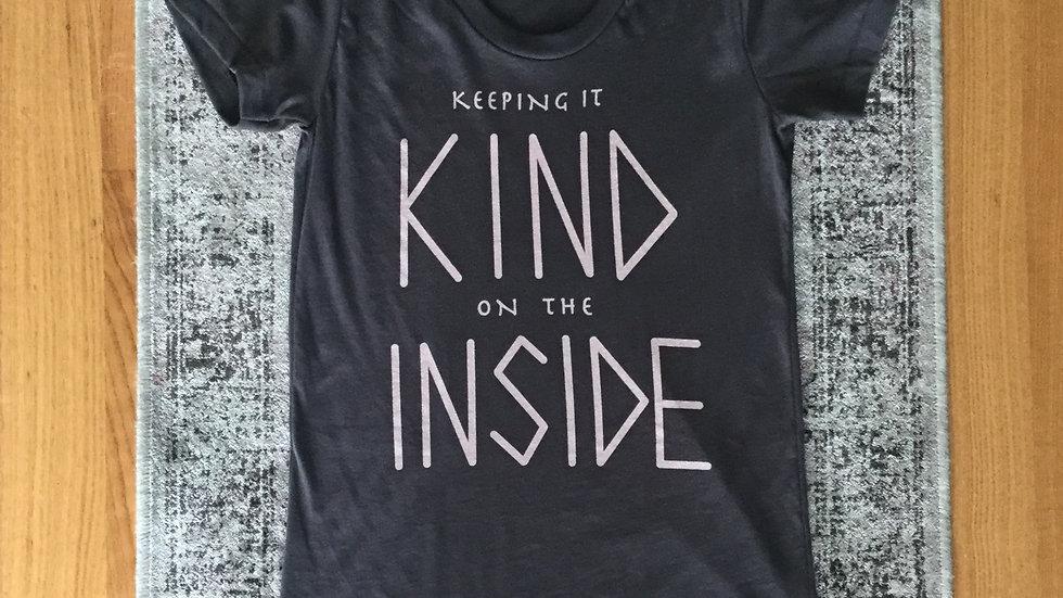 KIND INSIDE TEE