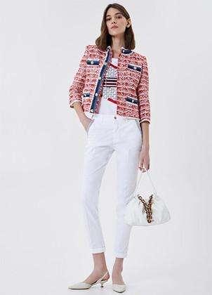 Veste style Chanel Liu Jo