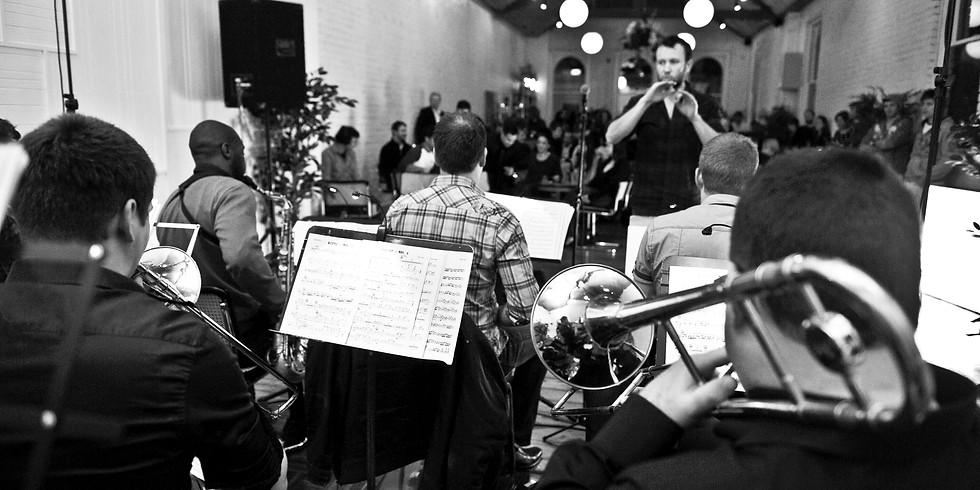 '10yr Anniversary Concert' - ATM15 Big Band