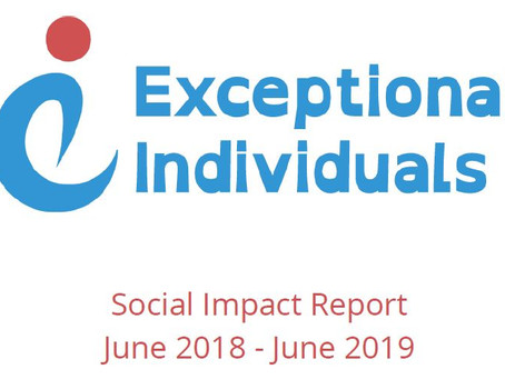 Exceptional Individuals Social Impact Report