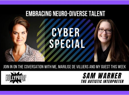 Join the conversation : The importance of embracing Neurodiversity in Tech & Cyber