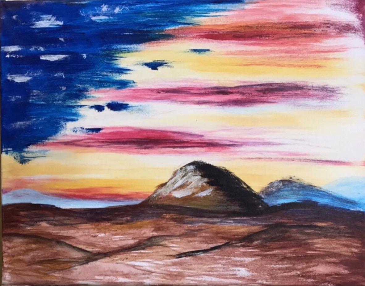 American Sunset
