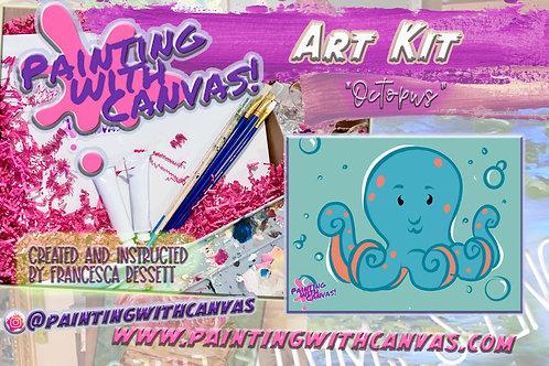 """""""Octopus"""" Art Kit 1 person"""