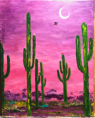 New Arizona Themed Paintings!!