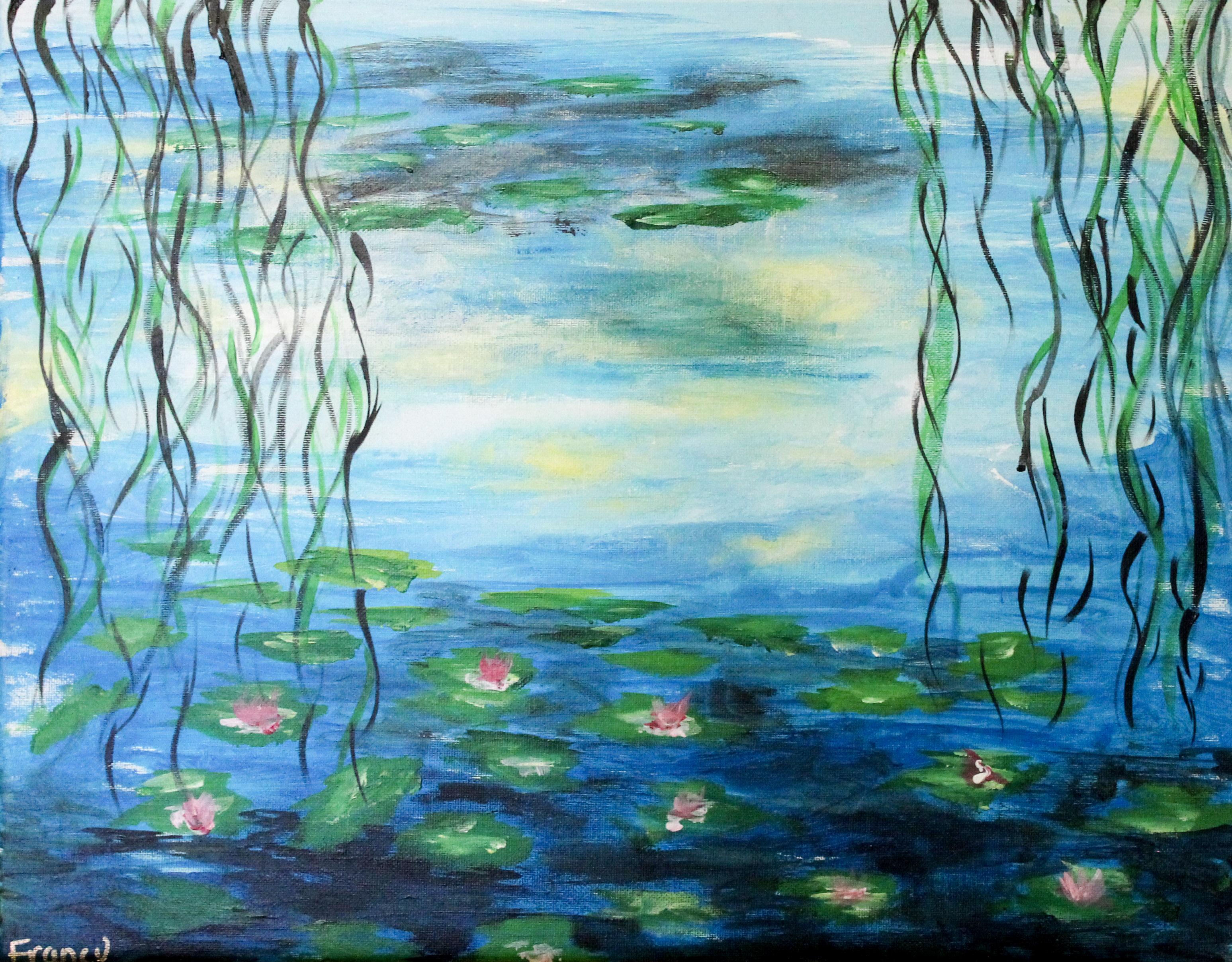 """Monet """"Water Lillies"""""""