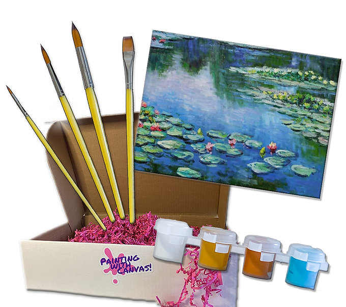 Monet Kit Painting with Canvas.jpg