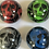 Thumbnail: T5/T5.1/T6 Skull ball gear knobs