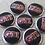Thumbnail: VW Audi Seat Skoda 14mm key badges