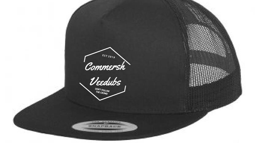 Commersh Veedubs Trucker cap