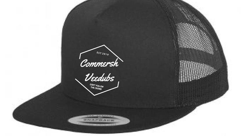 Commersh Veedubs Trucker cap
