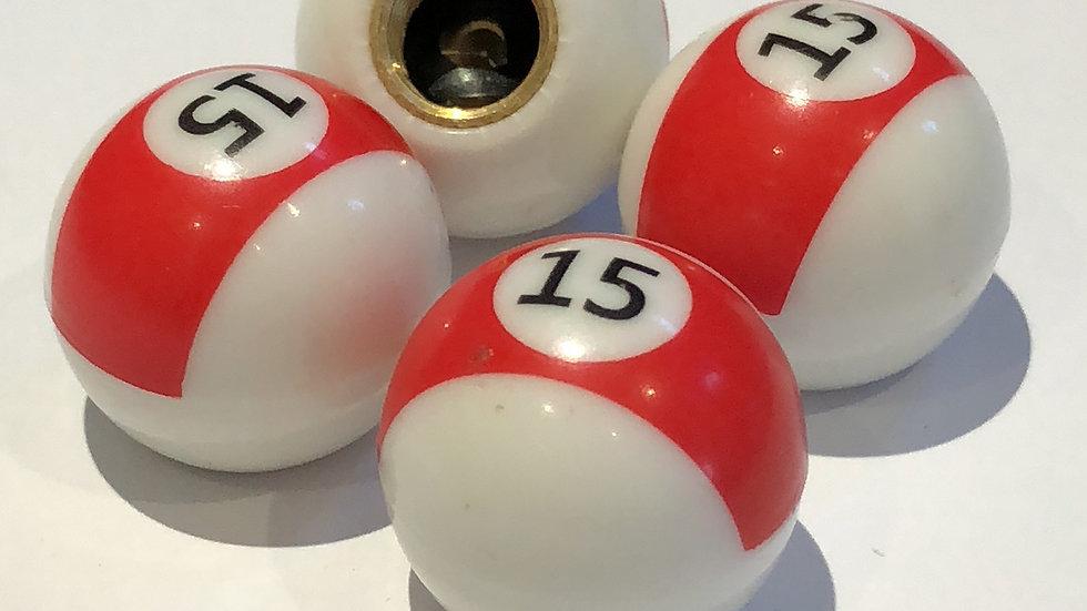 15 Ball Valve Caps