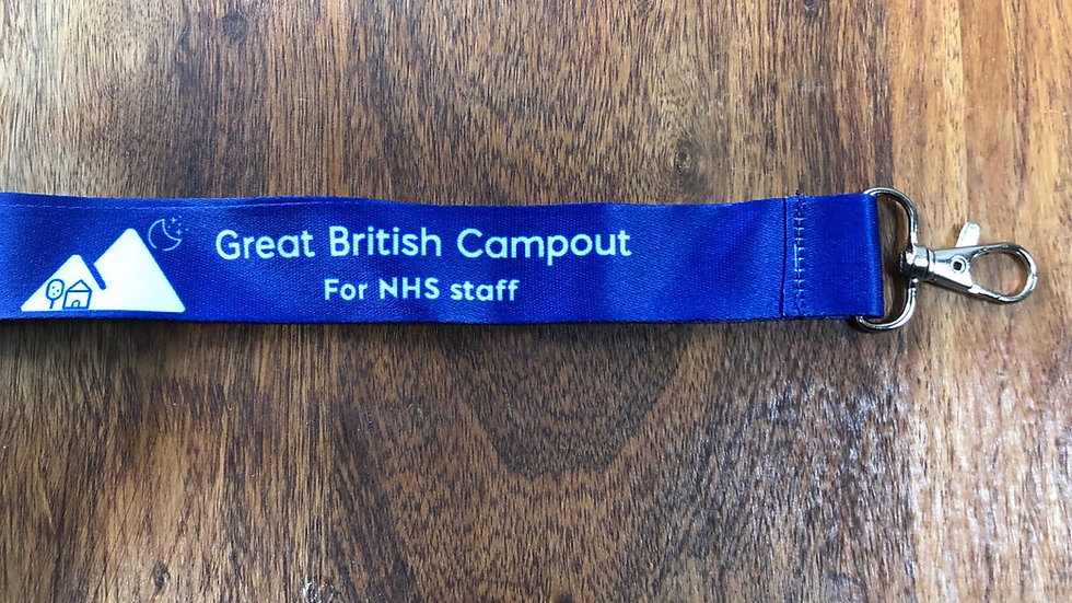 GBCO Lanyard £5 for 4