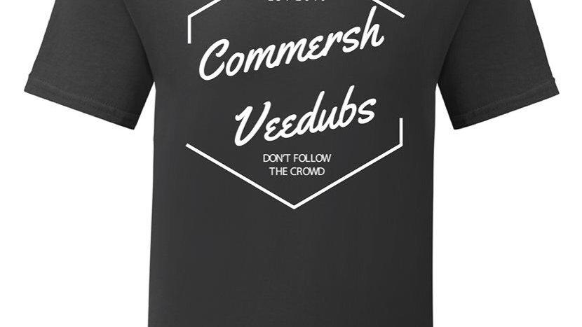 Commersh Veedubs T-Shirt