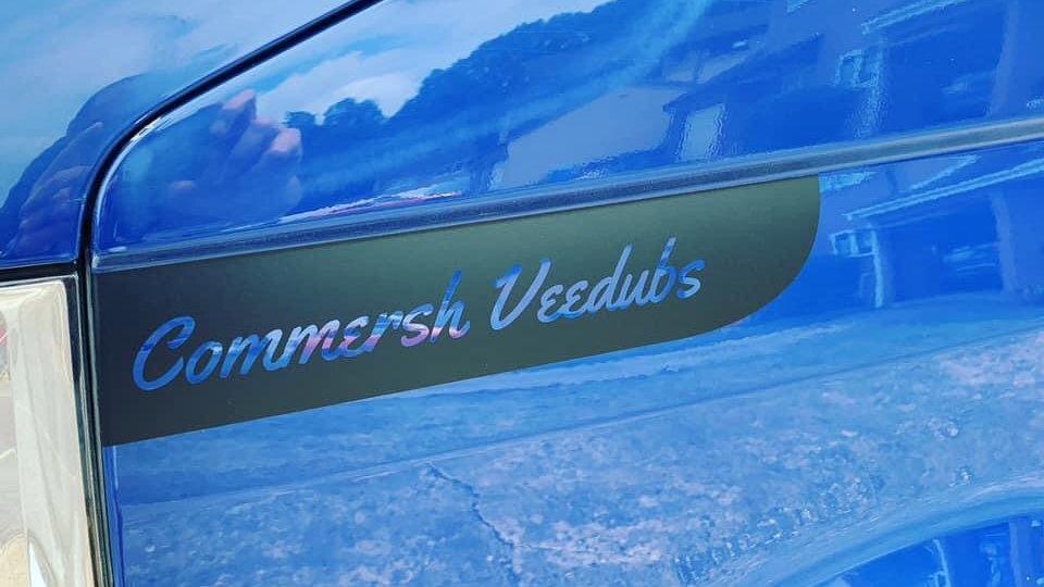 Commersh Veedubs wing decal
