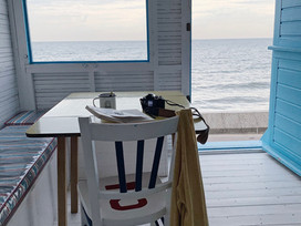 An Escape to Essex, and a dreamy day in a beach hut