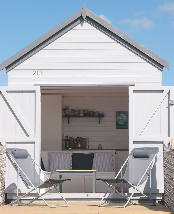 Mersea Beach Hut 213