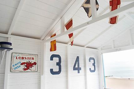 Frinton Beach Hut 343 - Cool Coastal Huts