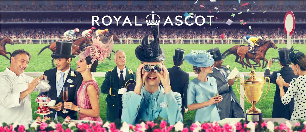 Royal Ascot with Raymond Blanc