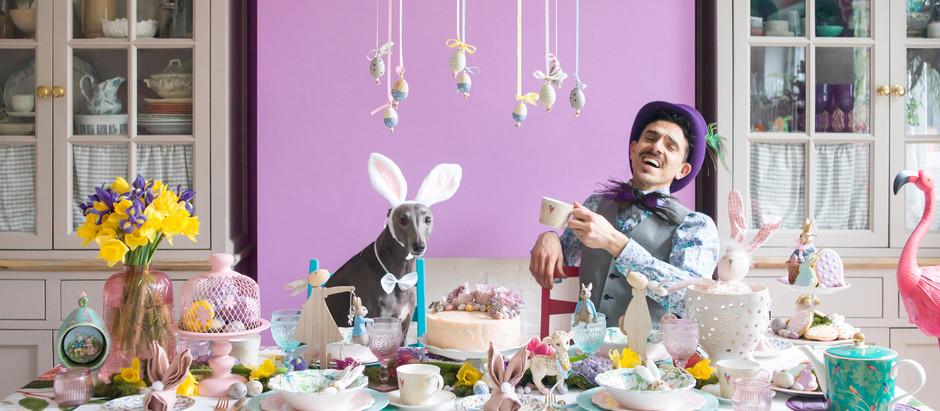 5 DIY Easter table ideas
