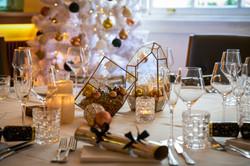Hush Brasserie Christmas
