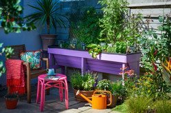 Style At Home - Veg Trough Feature