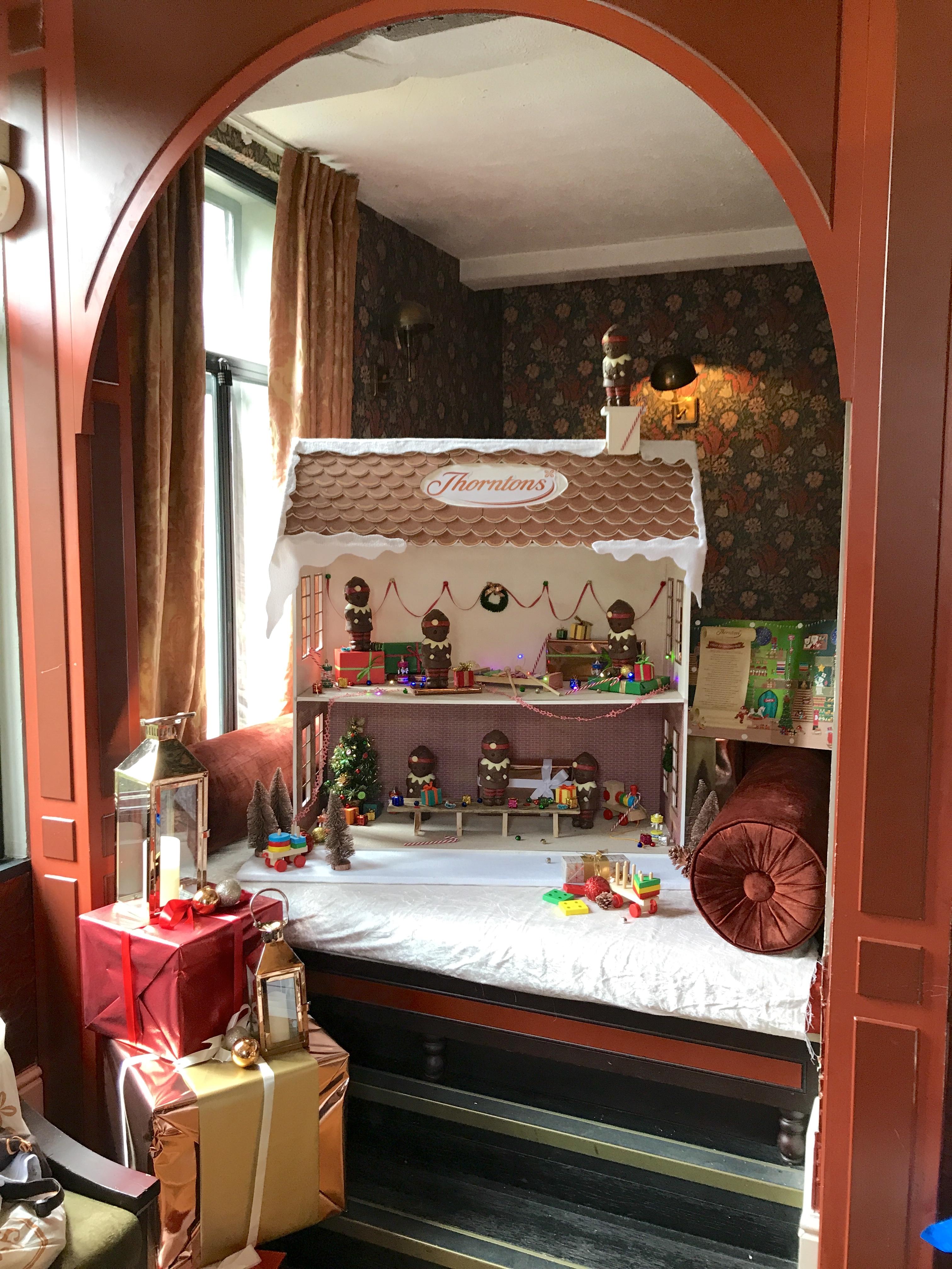 Thornton's Chocolates - Xmas In July