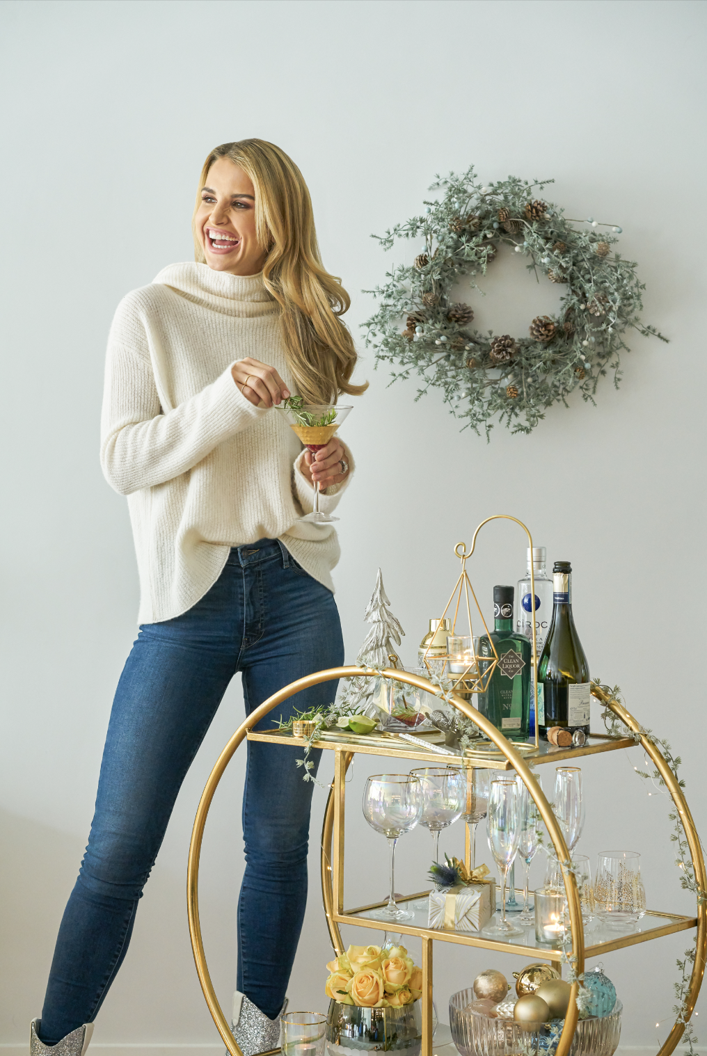 Wayfair - Vogue Williams