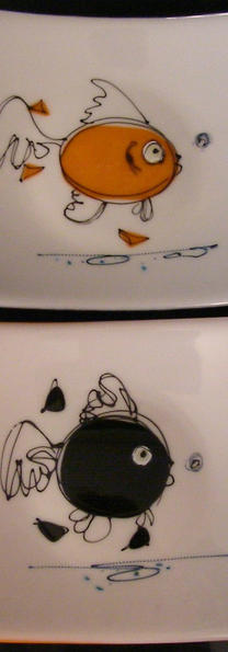 Sushi Plates