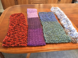 Scarves (going fast)